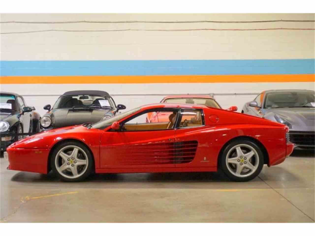Large Picture of '92 Ferrari 512 TR located in Ohio Offered by R&H Motor Car Group - ETWG