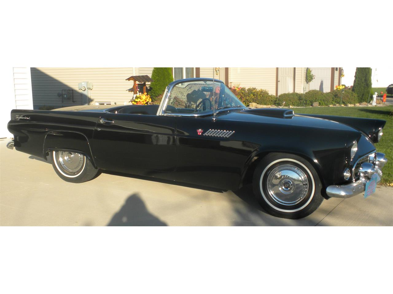 Large Picture of '55 Thunderbird Offered by a Private Seller - ETYC