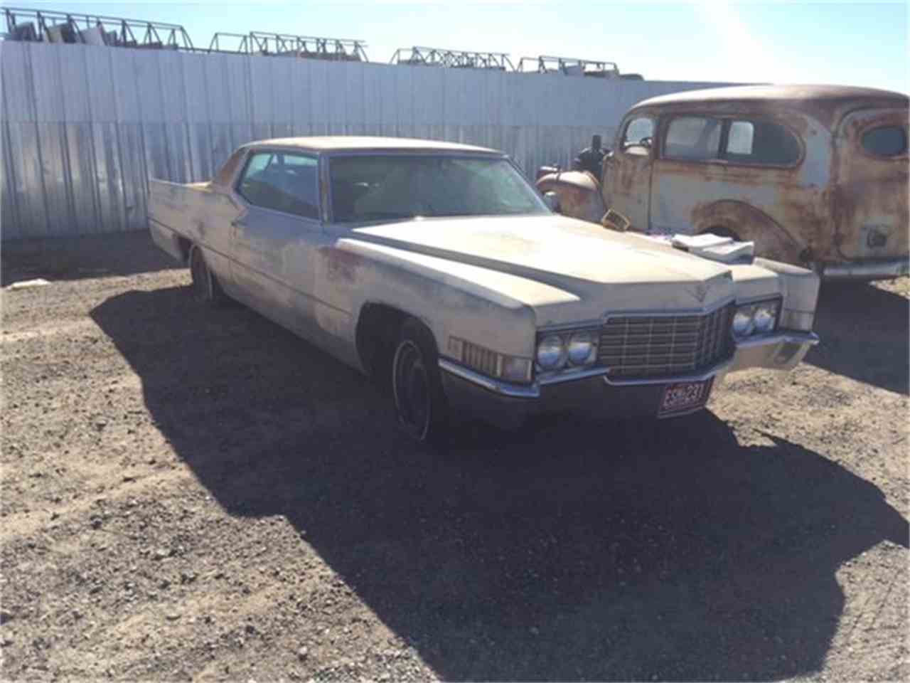Large Picture of '69 Coupe DeVille - ETYD