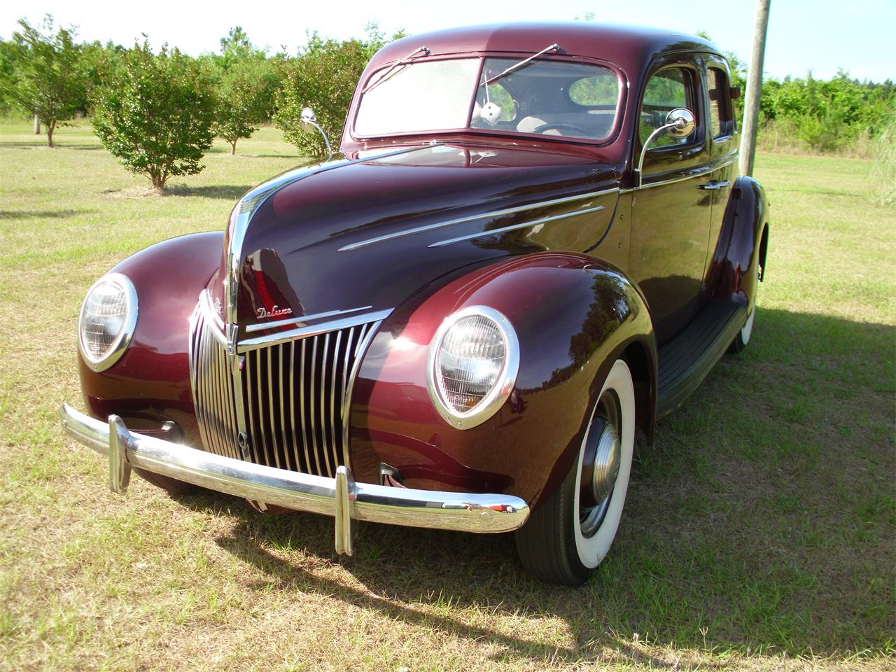 Large Picture of '39 Fordor Deluxe located in Georgia - $25,000.00 Offered by a Private Seller - ETZZ