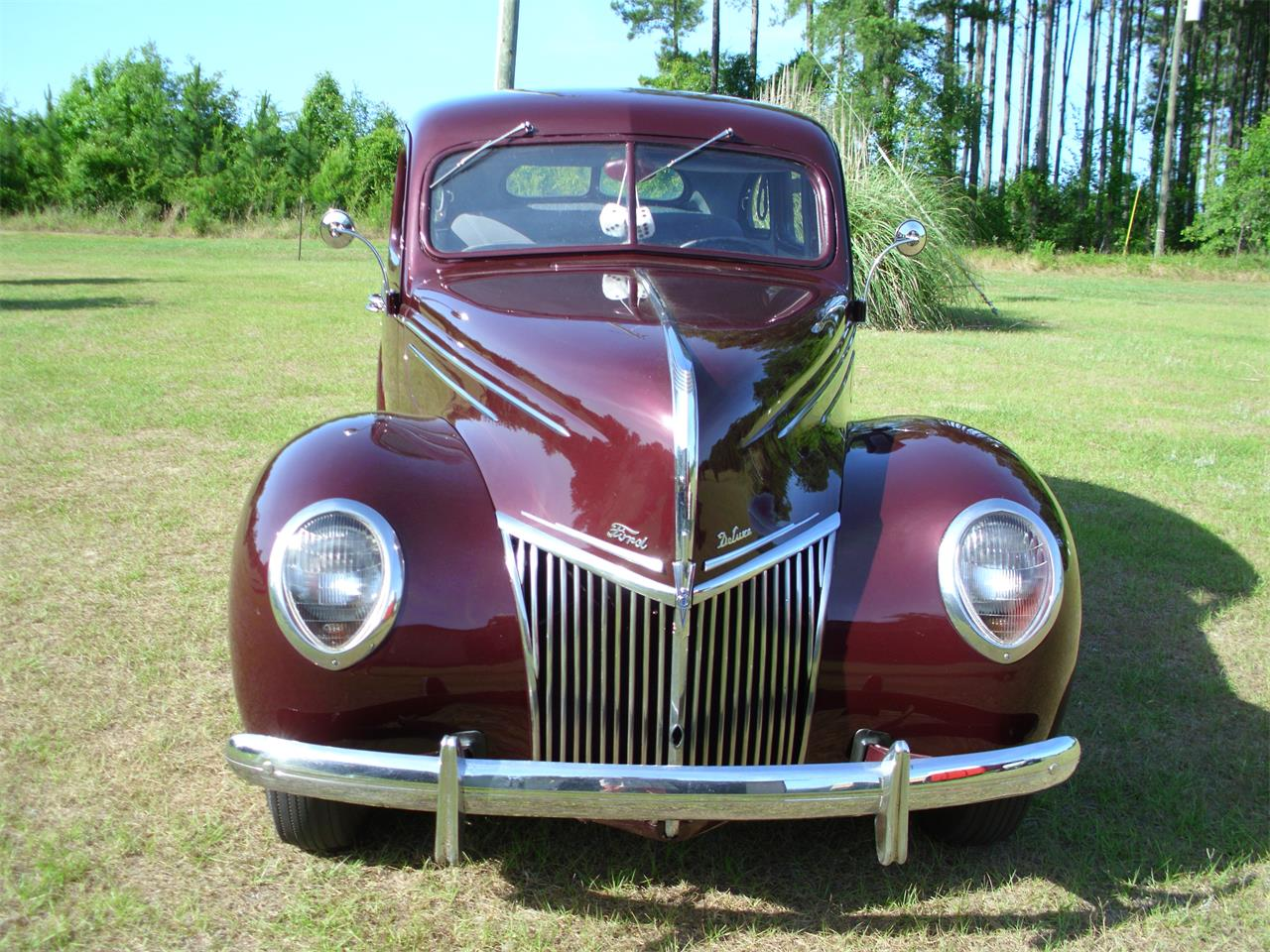 Large Picture of '39 Fordor Deluxe located in Oak Park Georgia - $25,000.00 - ETZZ