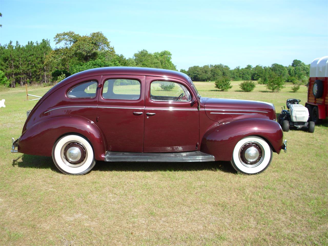 Large Picture of 1939 Fordor Deluxe - ETZZ
