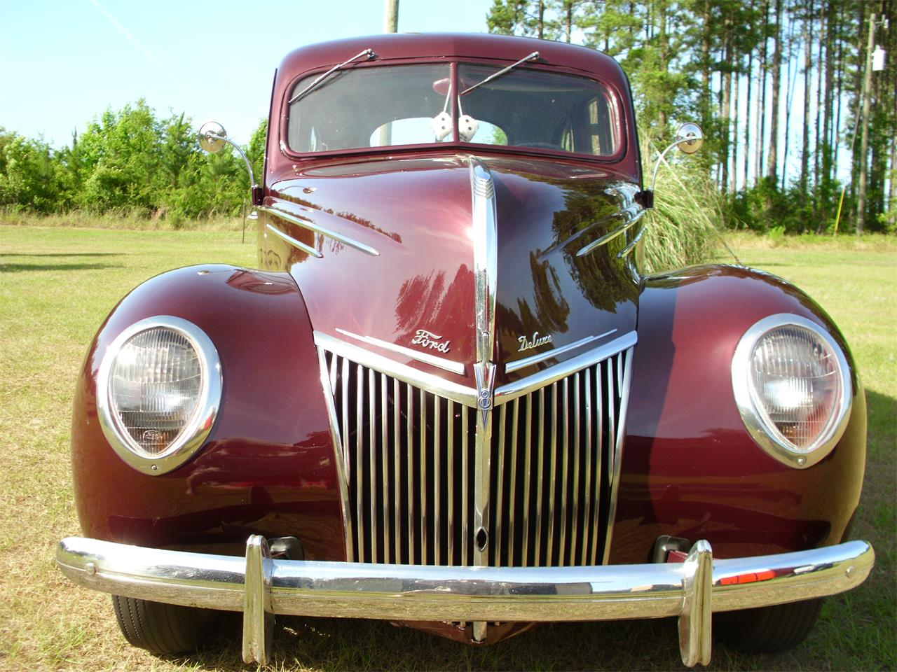 Large Picture of '39 Fordor Deluxe - ETZZ