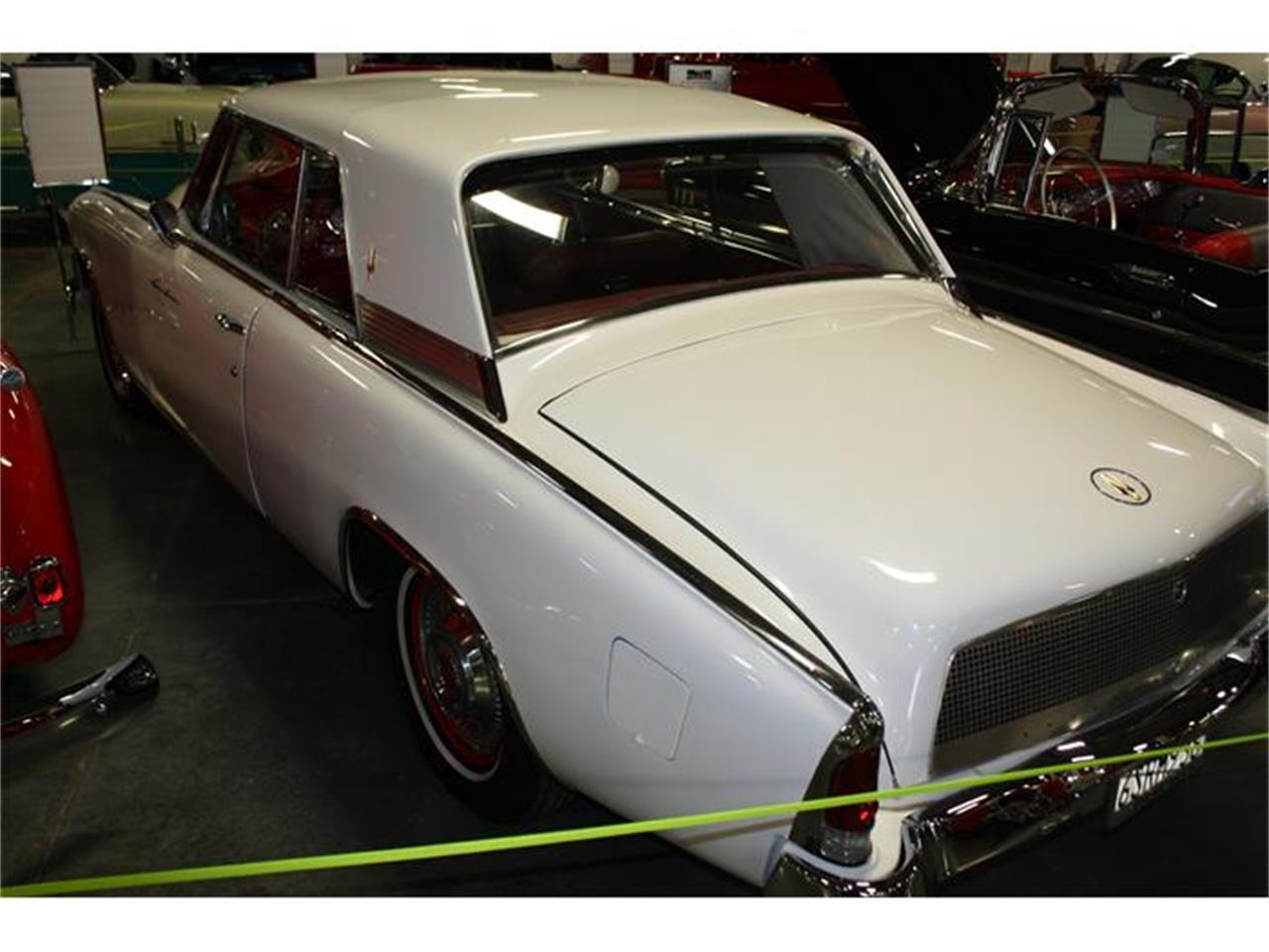 Large Picture of 1962 Gran Turismo located in Branson Missouri - $25,000.00 Offered by Branson Auto & Farm Museum - EU1C