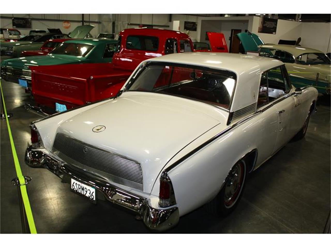 Large Picture of Classic '62 Gran Turismo - EU1C