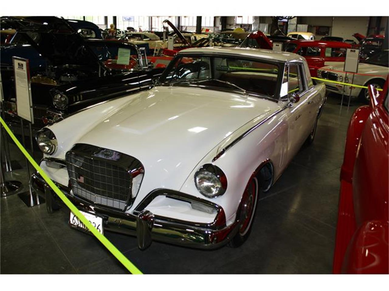 Large Picture of 1962 Studebaker Gran Turismo located in Missouri - EU1C