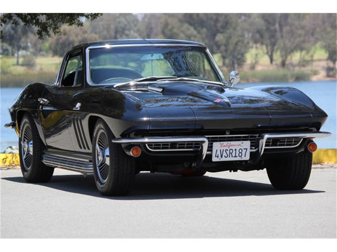 Large Picture of '66 Chevrolet Corvette located in California - EU77