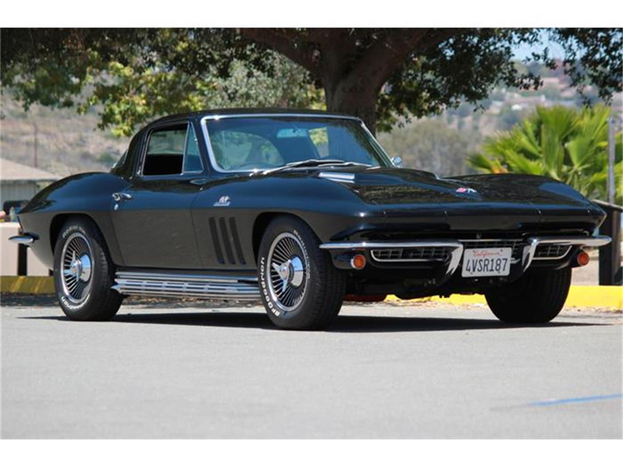 Large Picture of 1966 Corvette located in San Diego California - $110,000.00 Offered by Precious Metals - EU77