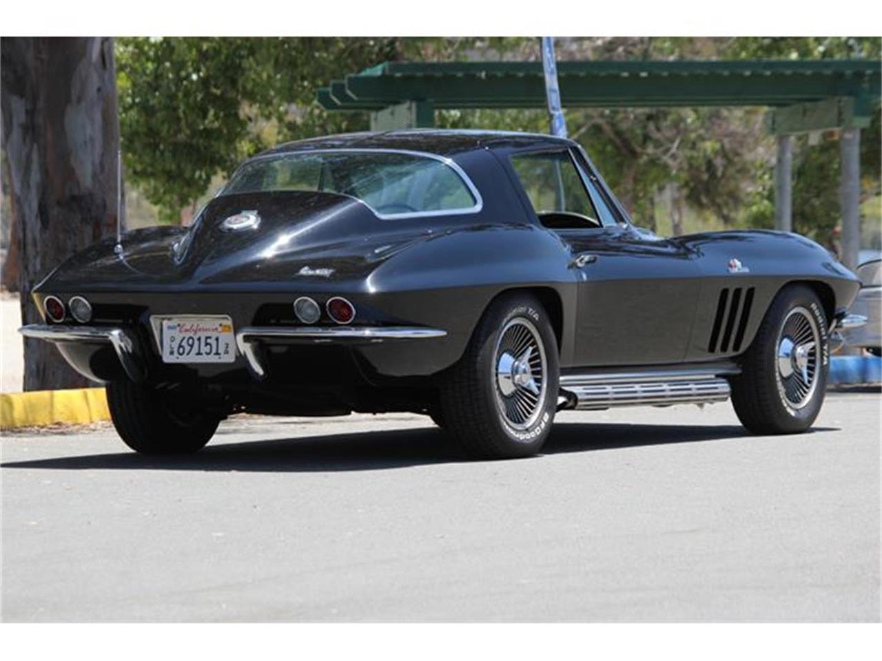 Large Picture of '66 Chevrolet Corvette located in San Diego California - EU77