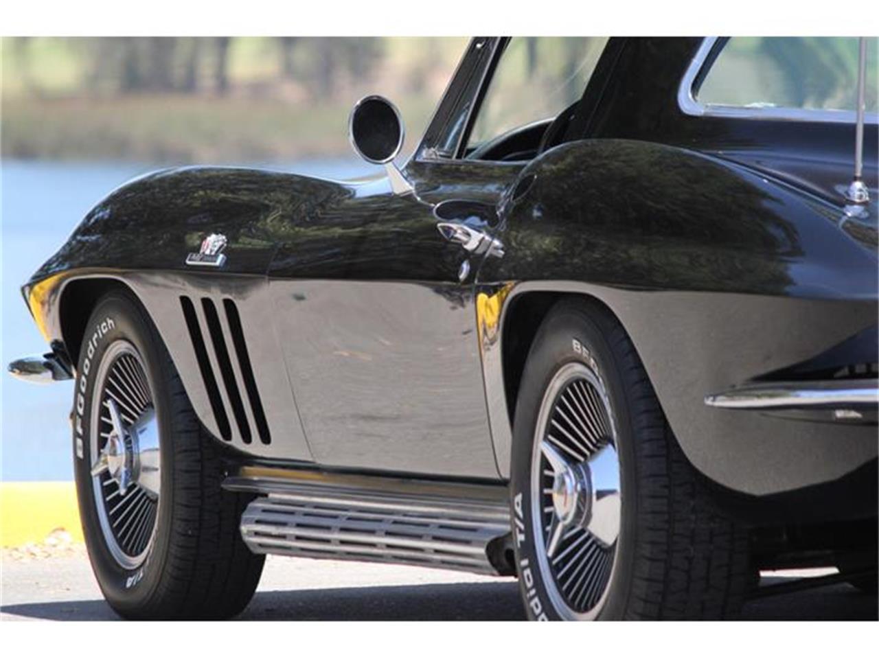 Large Picture of Classic 1966 Chevrolet Corvette - EU77
