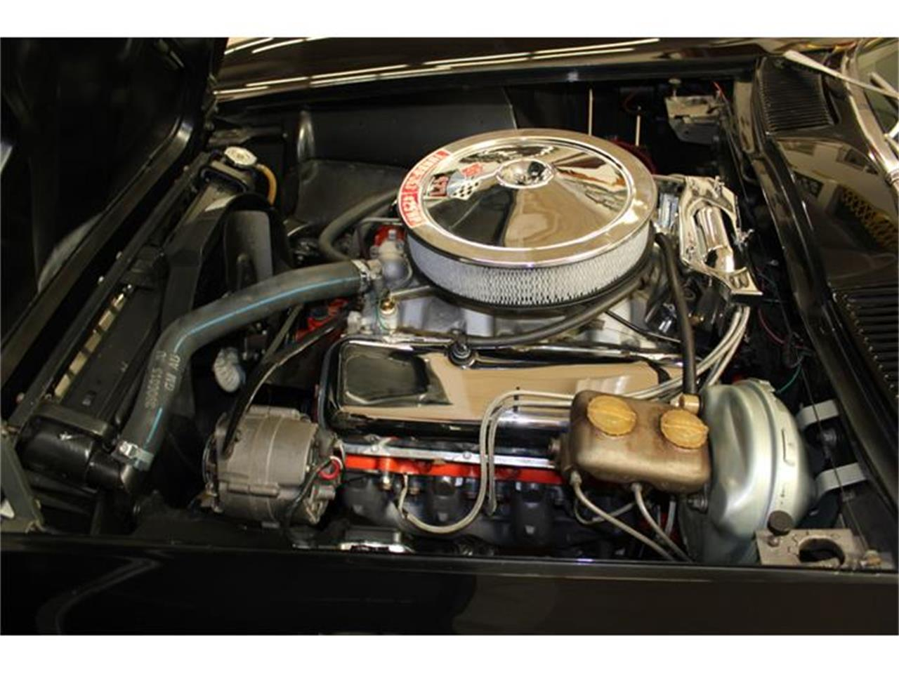 Large Picture of Classic '66 Corvette located in San Diego California - EU77