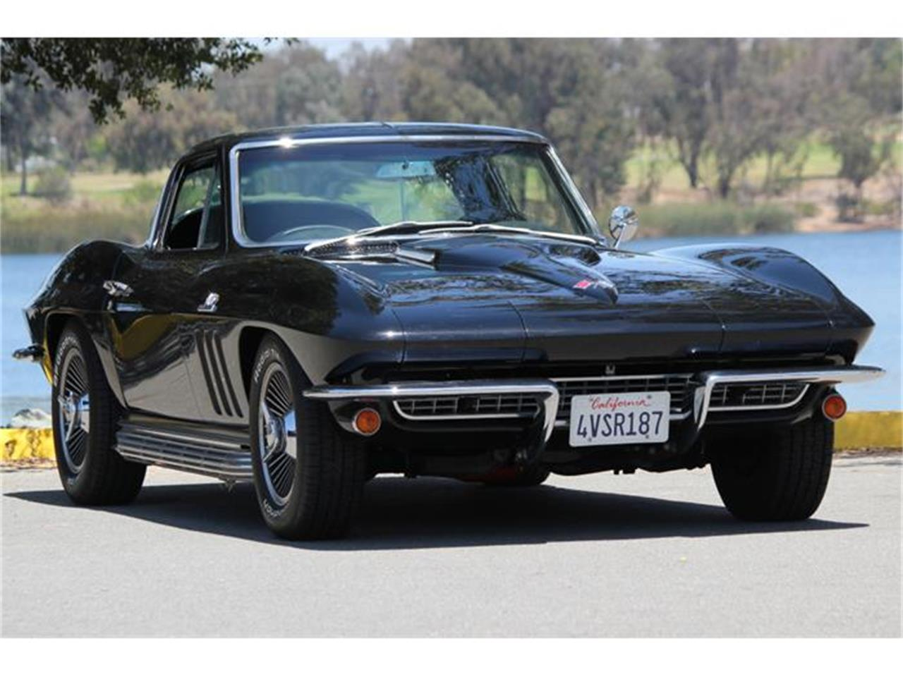 Large Picture of Classic '66 Chevrolet Corvette - EU77