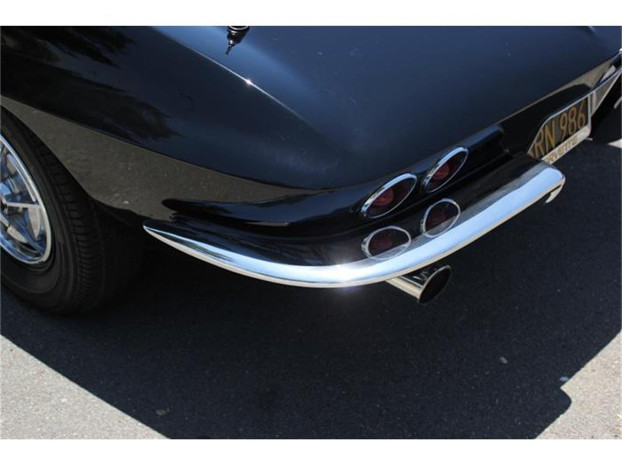 Large Picture of '63 Corvette - EU7E