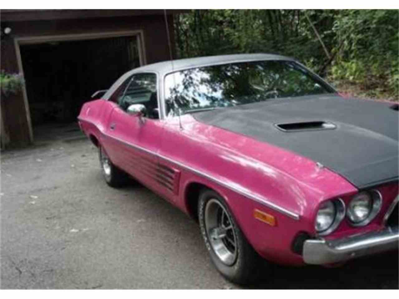 Large Picture of '73 Challenger - EU81