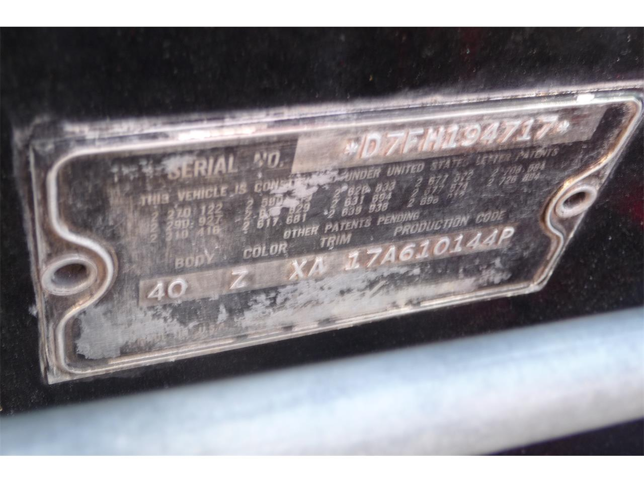 Large Picture of 1957 Ford Thunderbird located in State College Pennsylvania - $55,000.00 Offered by a Private Seller - EU8T