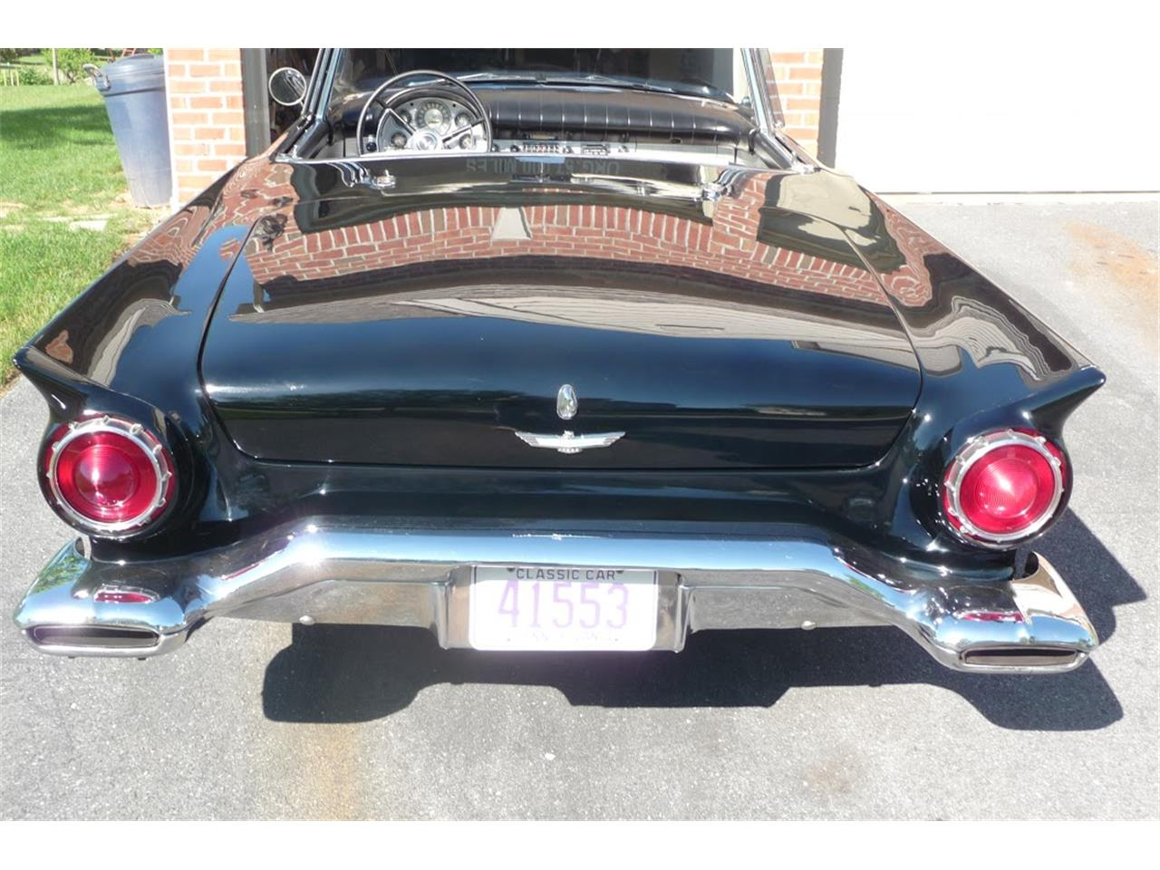 Large Picture of '57 Ford Thunderbird located in Pennsylvania Offered by a Private Seller - EU8T