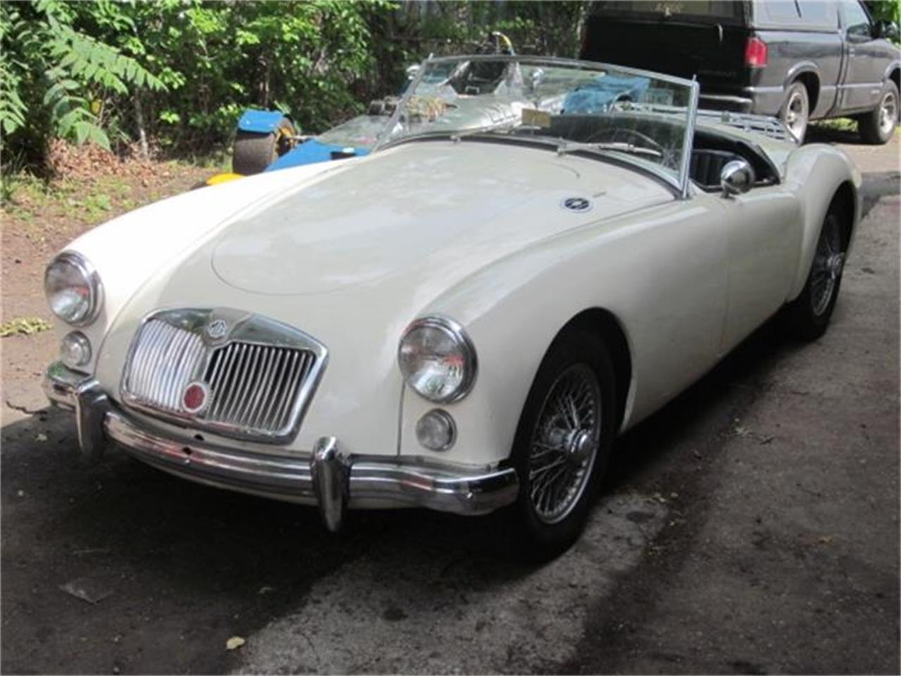 Large Picture of '61 MGA - ESLE
