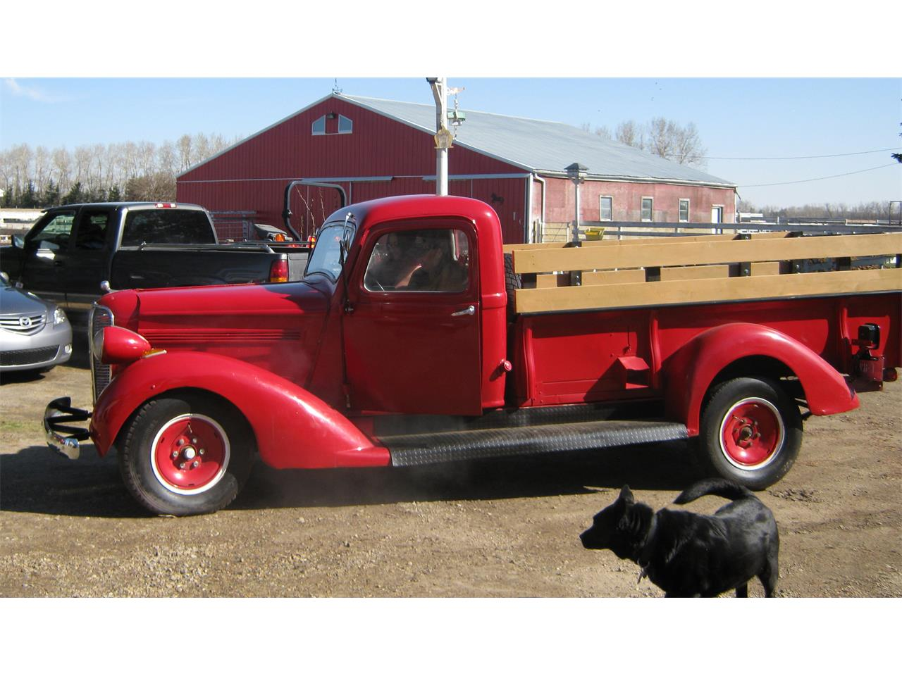 Large Picture of '38 1 Ton Pickup - ESLO