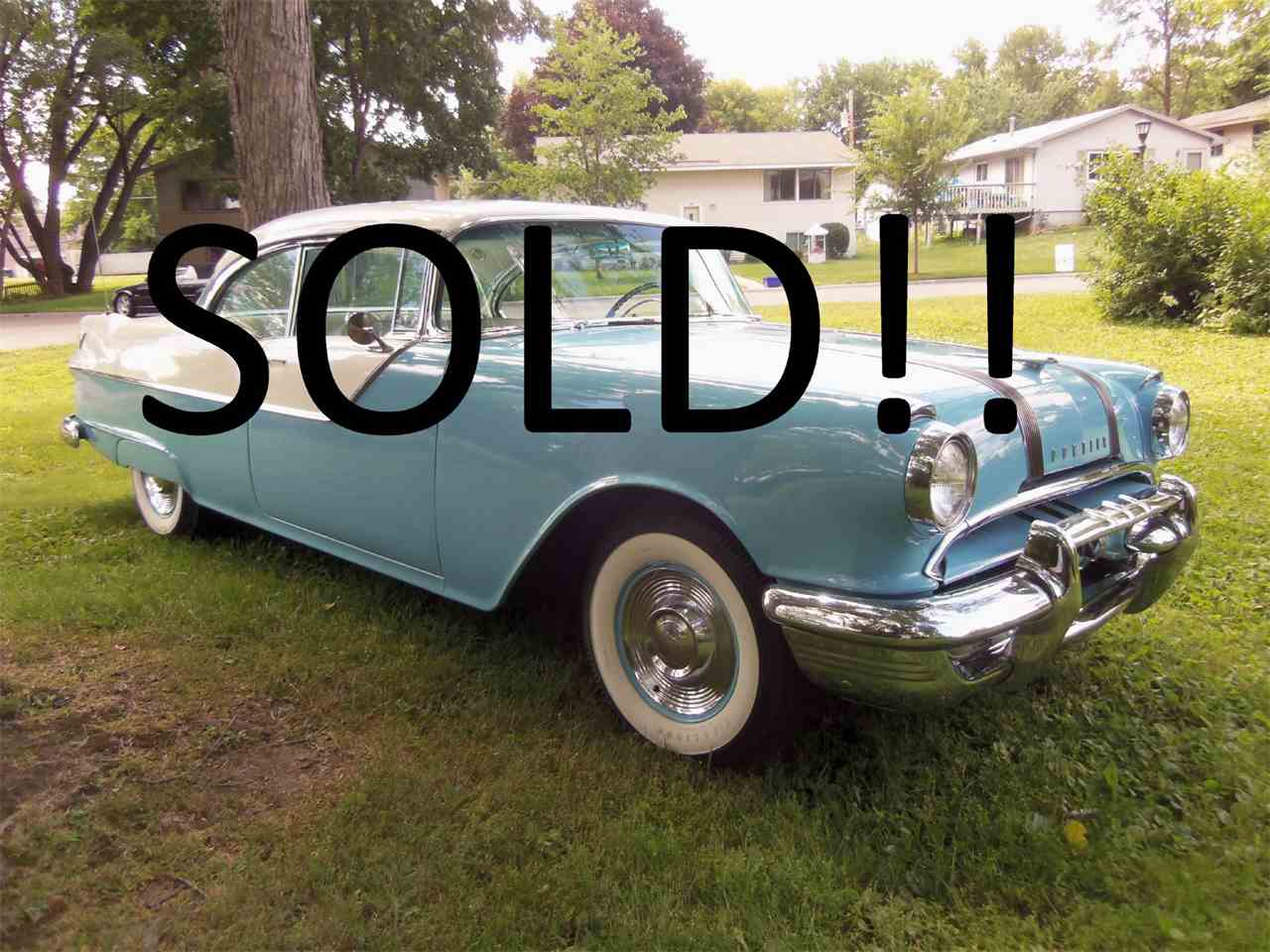 Large Picture of '55 Pontiac Catalina Auction Vehicle - EUFA