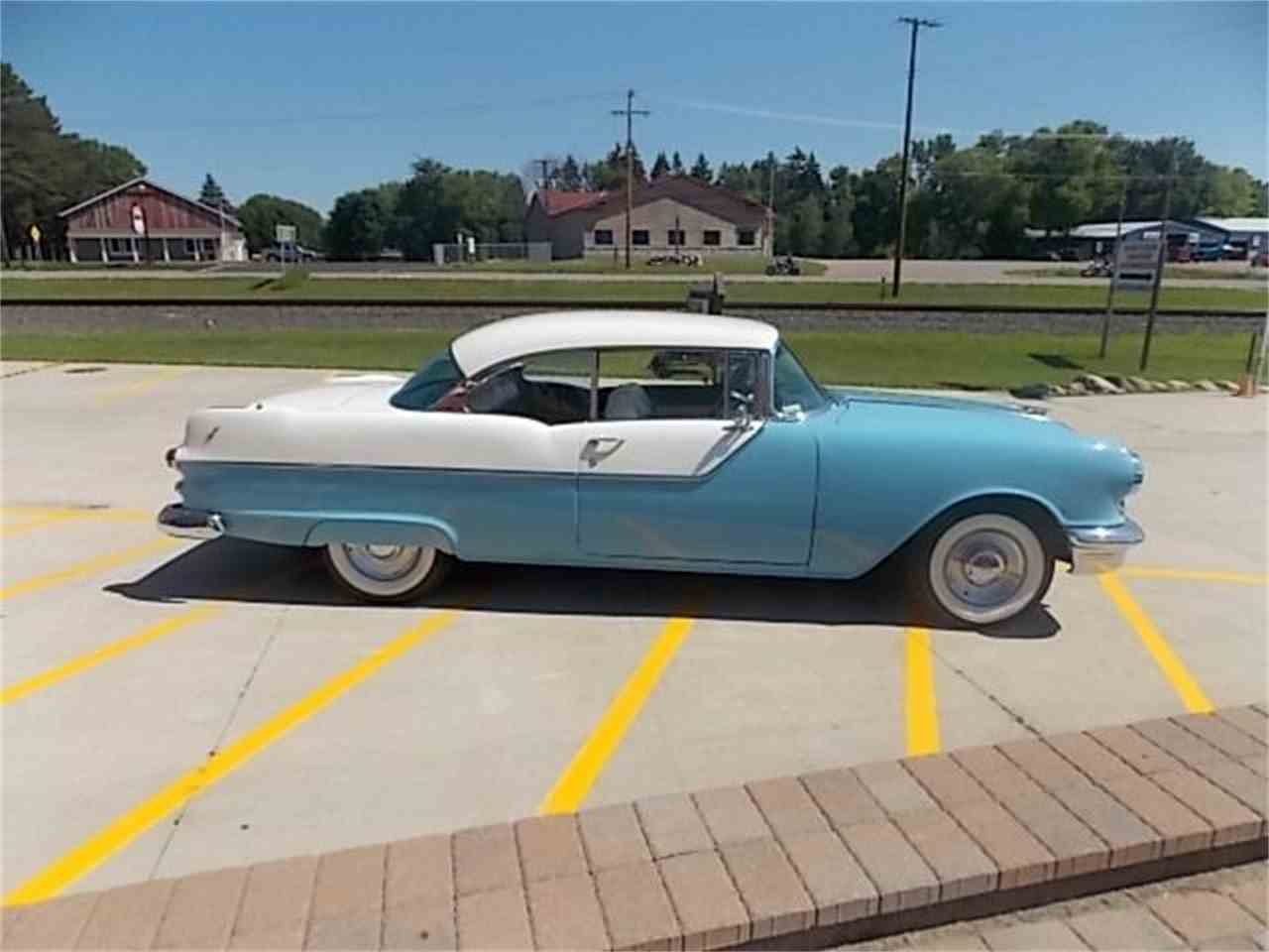 Large Picture of '55 Pontiac Catalina located in Annandale Minnesota Auction Vehicle - EUFA
