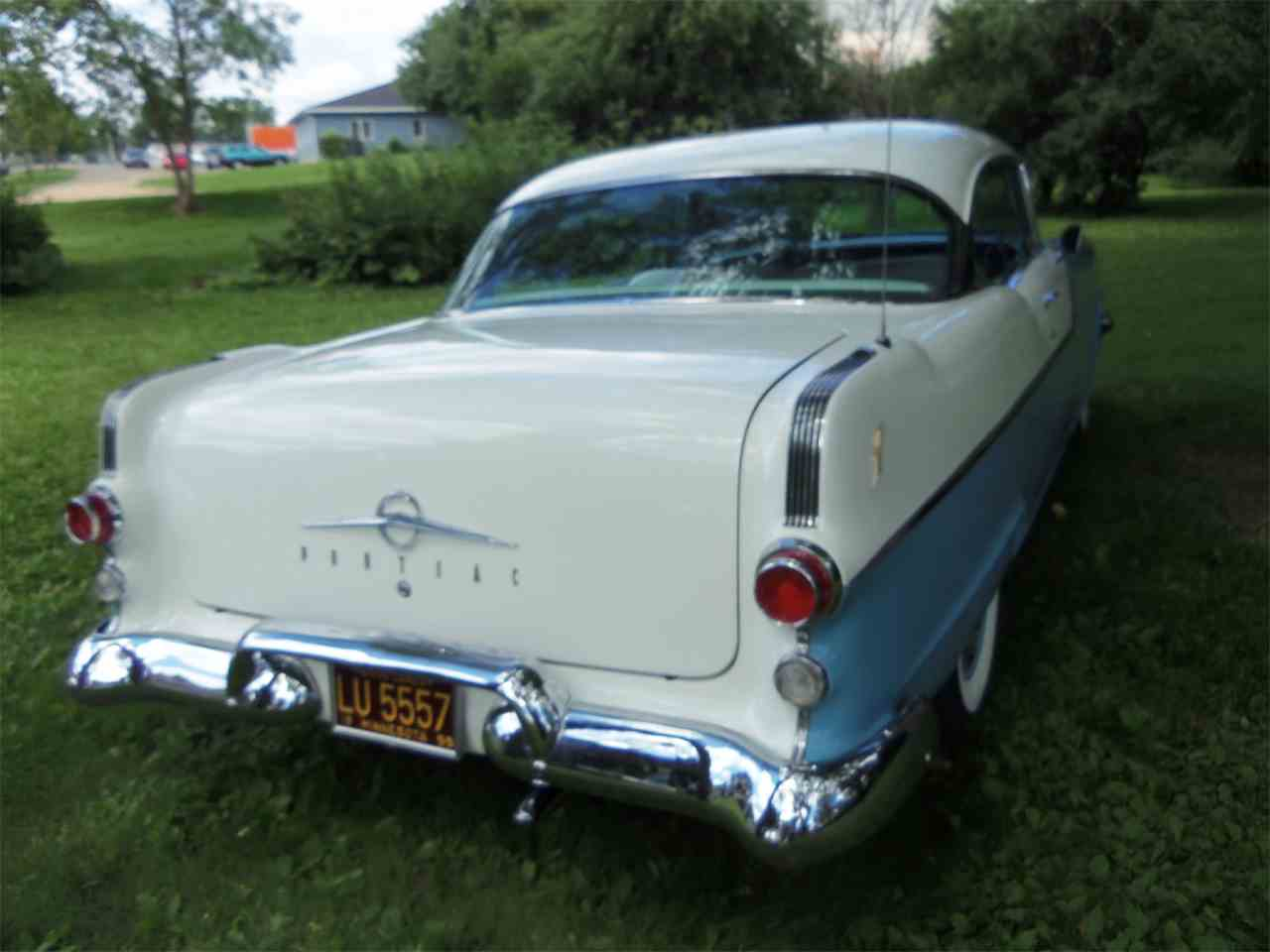 Large Picture of Classic '55 Catalina Auction Vehicle Offered by Classic Rides and Rods - EUFA