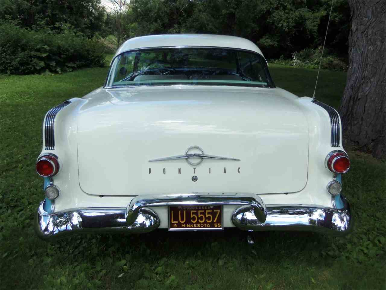 Large Picture of '55 Pontiac Catalina located in Annandale Minnesota Offered by Classic Rides and Rods - EUFA