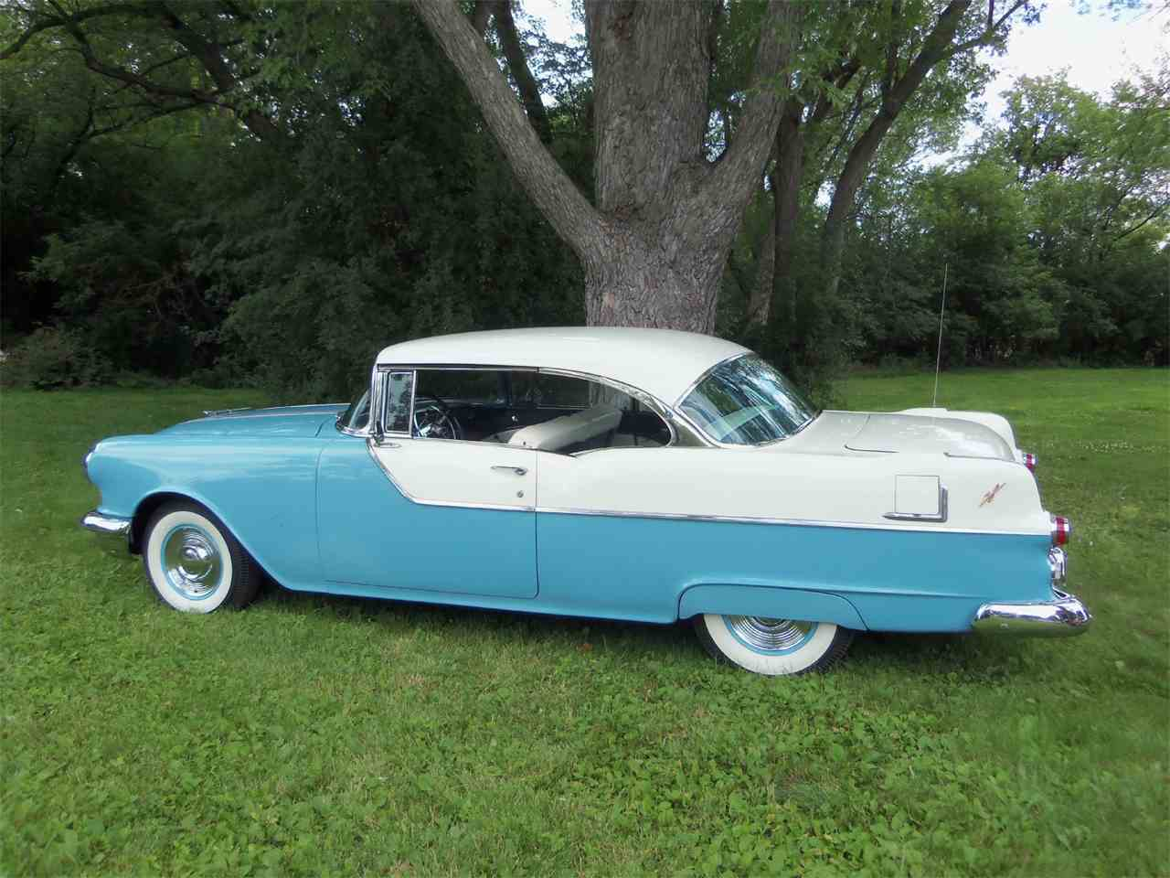 Large Picture of 1955 Pontiac Catalina located in Minnesota Auction Vehicle Offered by Classic Rides and Rods - EUFA