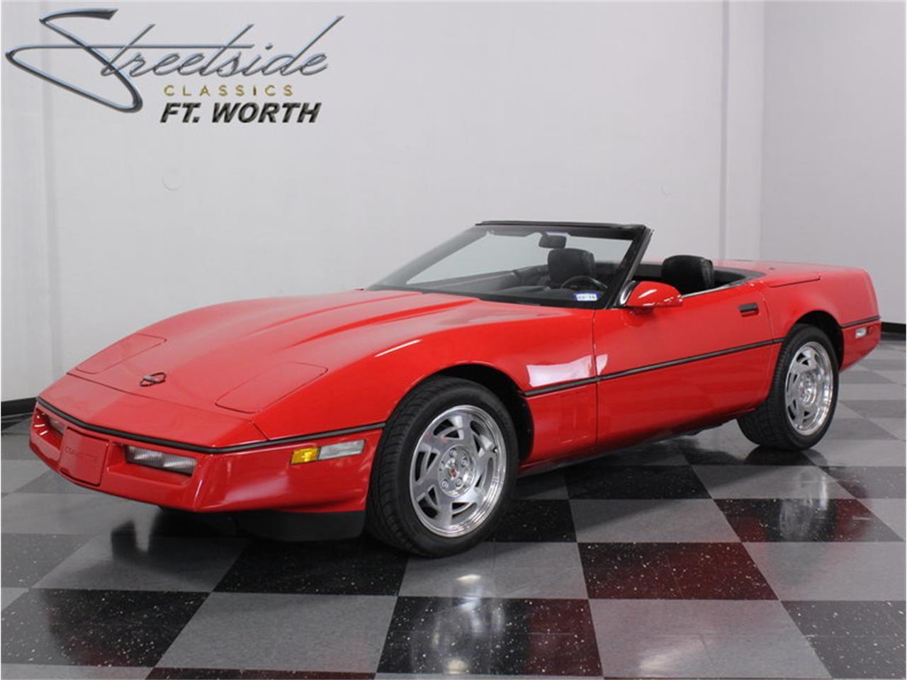 Large Picture Of 90 Corvette Euir