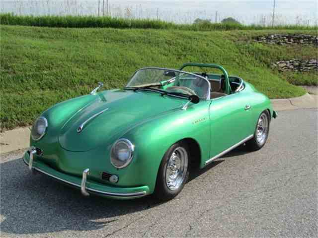 1957 Porsche 356 for Sale on ClicCars.com