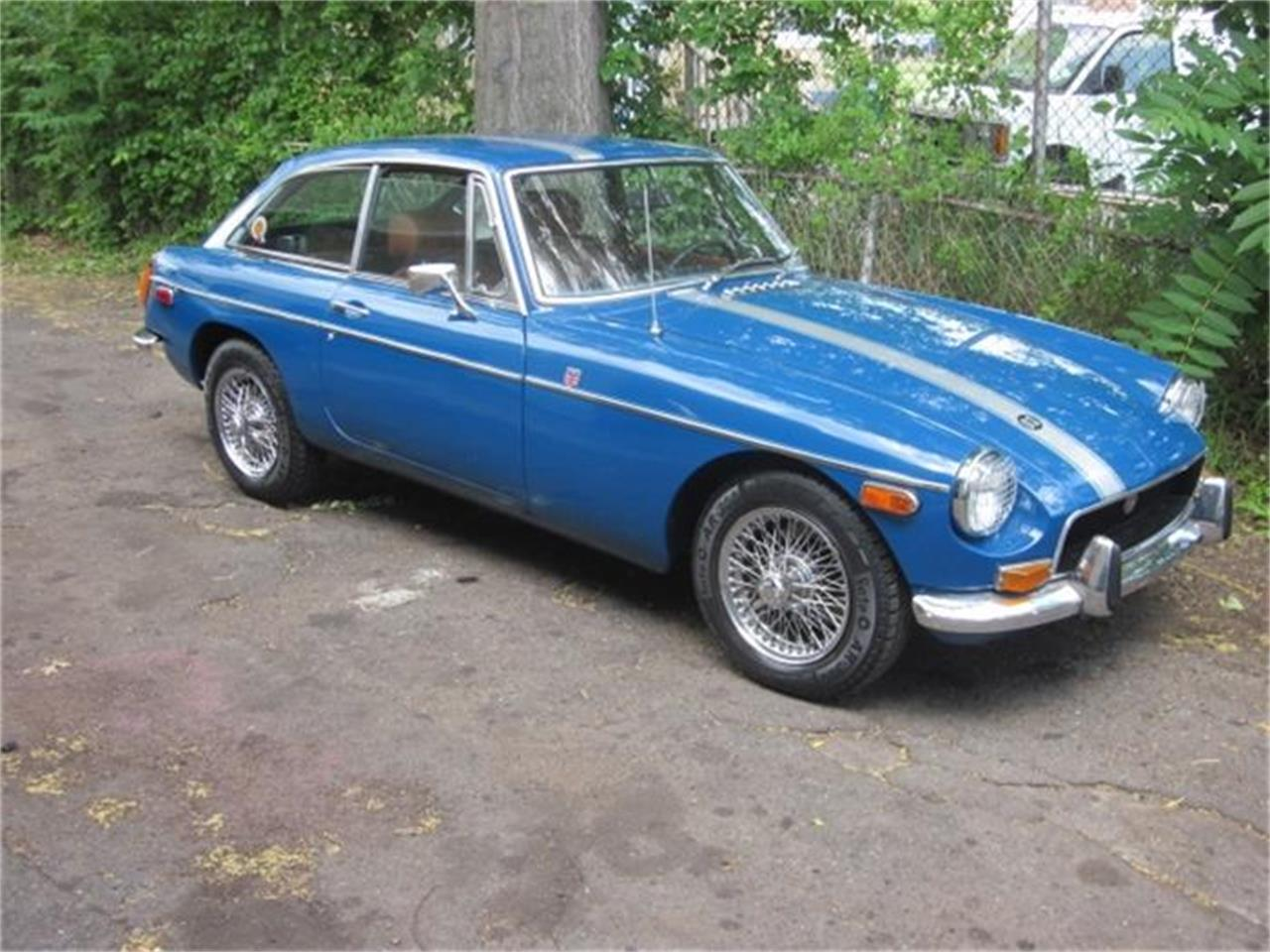 Large Picture of '72 BGT - $14,500.00 Offered by The New England Classic Car Co. - EUY0