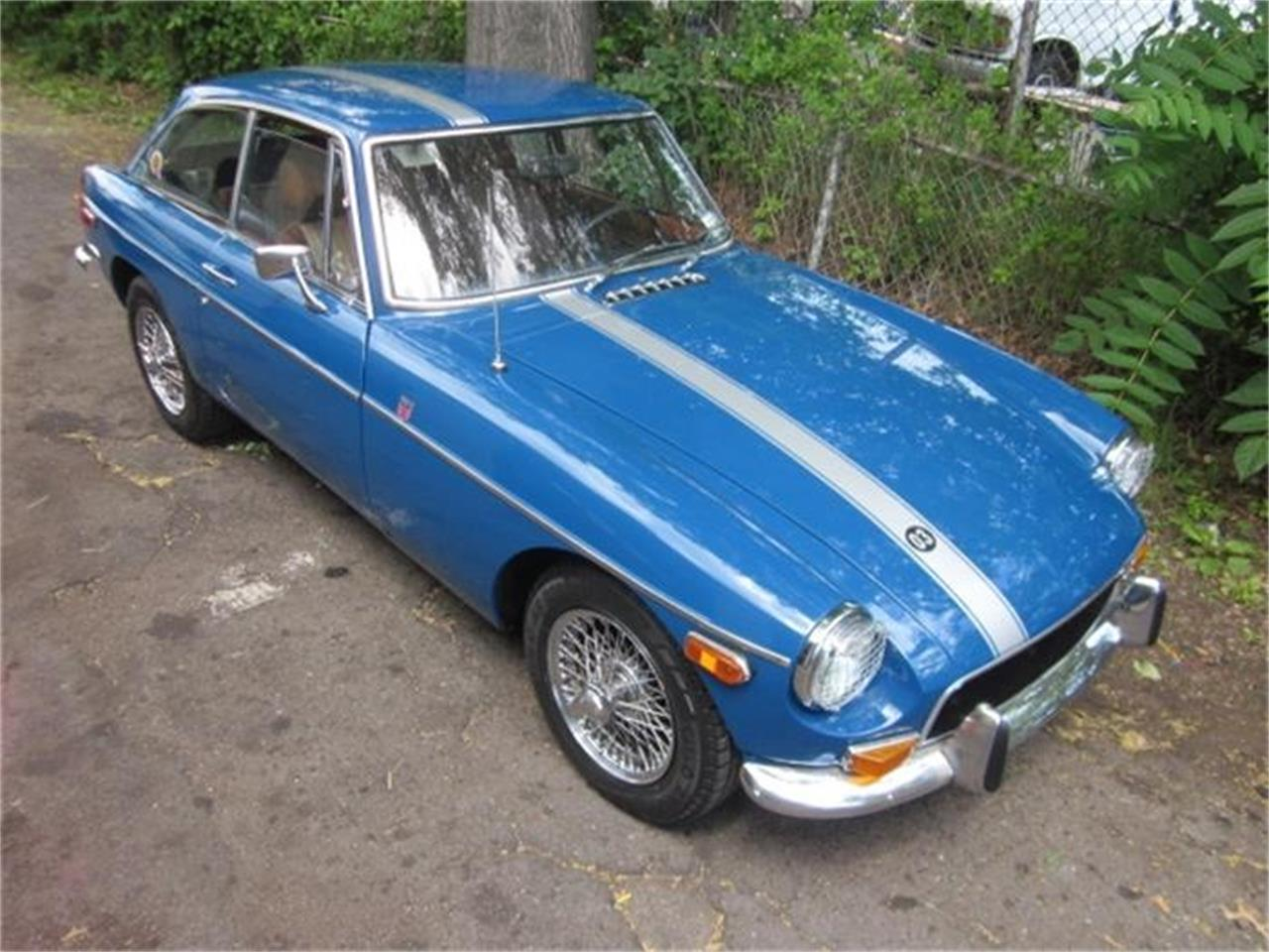 Large Picture of 1972 MG BGT located in Connecticut - $14,500.00 Offered by The New England Classic Car Co. - EUY0