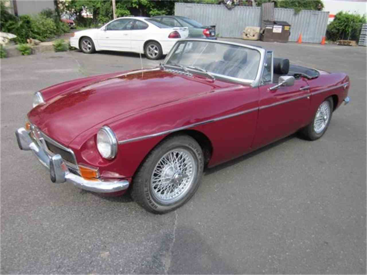 Large Picture of Classic 1973 MG MGB located in Connecticut - $13,900.00 - EUY2