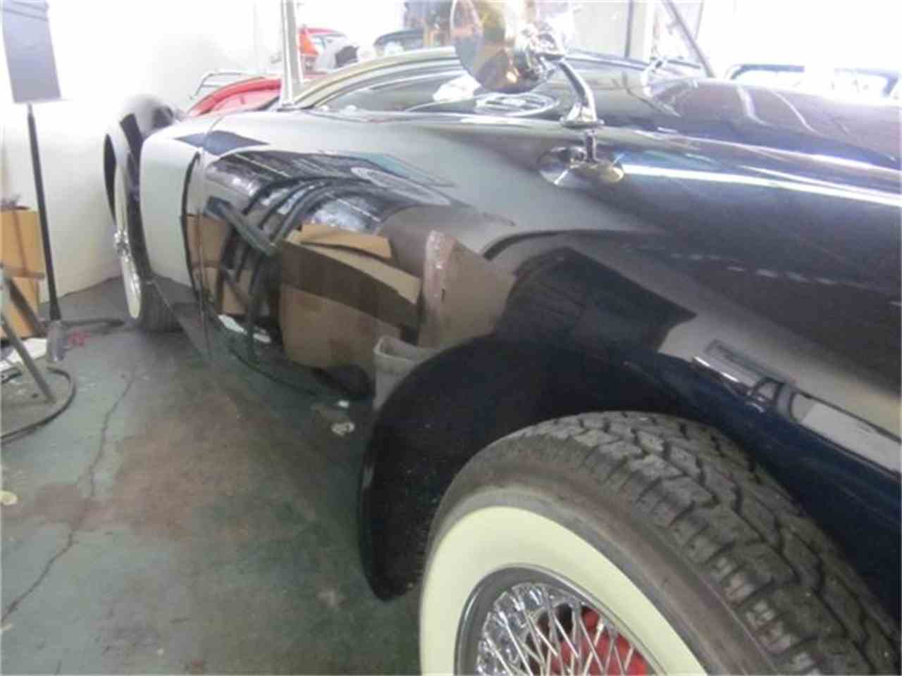 Large Picture of '57 MGA 1500 - EUY6