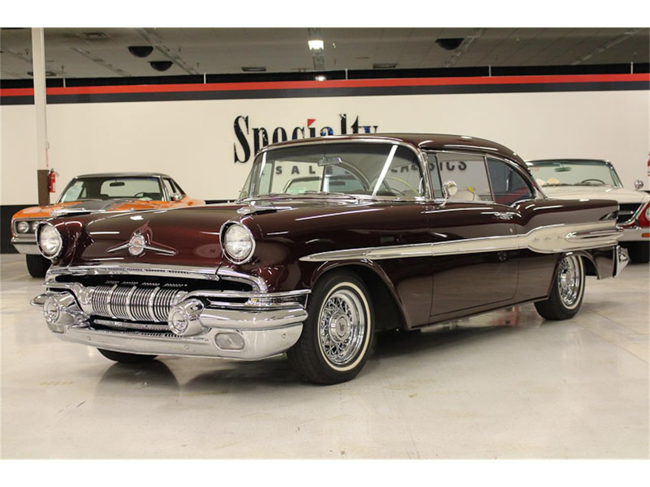 Large Picture of Classic '57 Pontiac Chieftain located in Fairfield California Offered by Specialty Sales Classics - ESOB