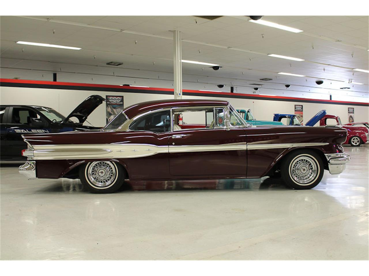 Large Picture of 1957 Chieftain Offered by Specialty Sales Classics - ESOB