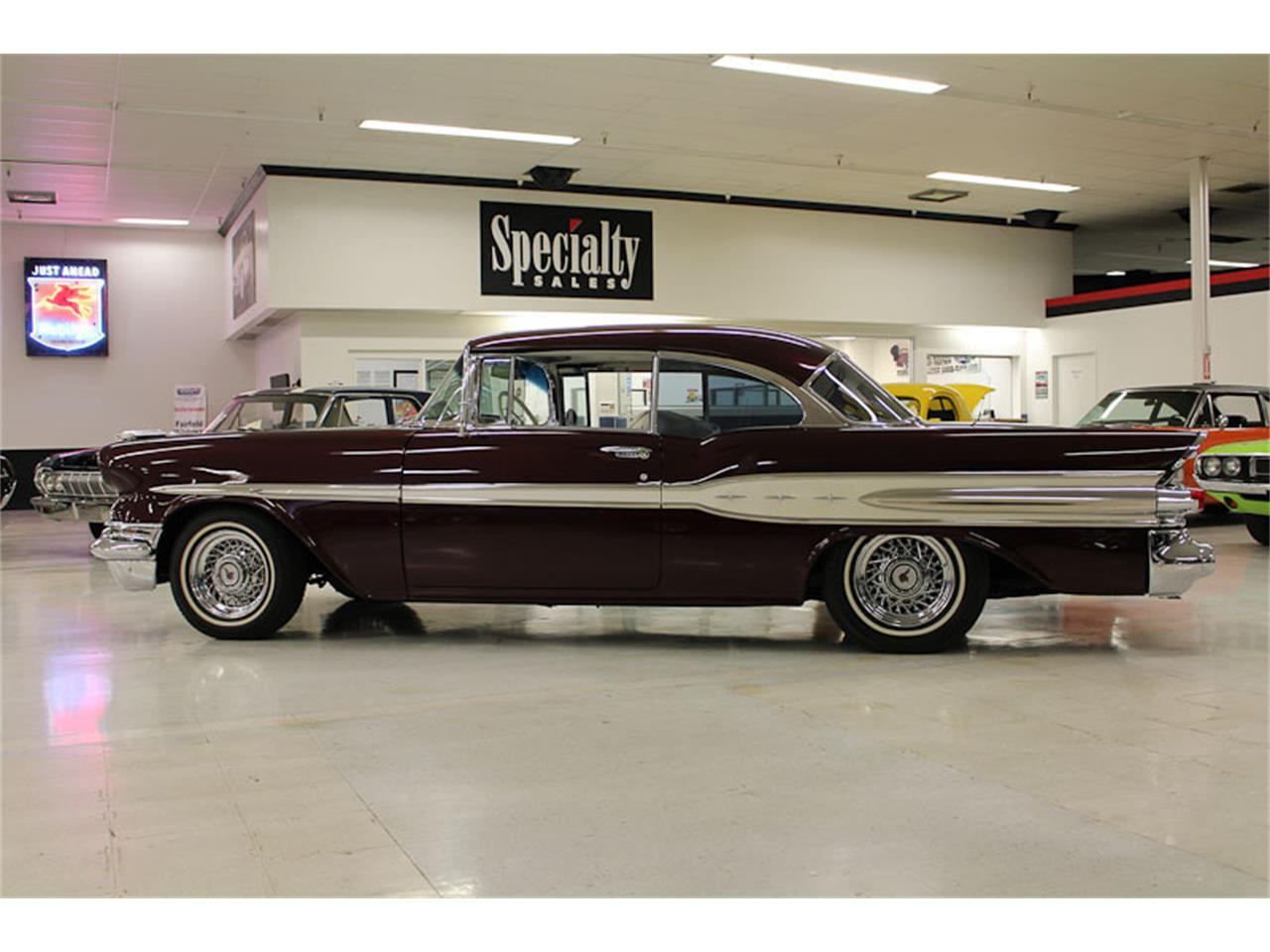 Large Picture of Classic '57 Chieftain located in Fairfield California - $74,990.00 Offered by Specialty Sales Classics - ESOB