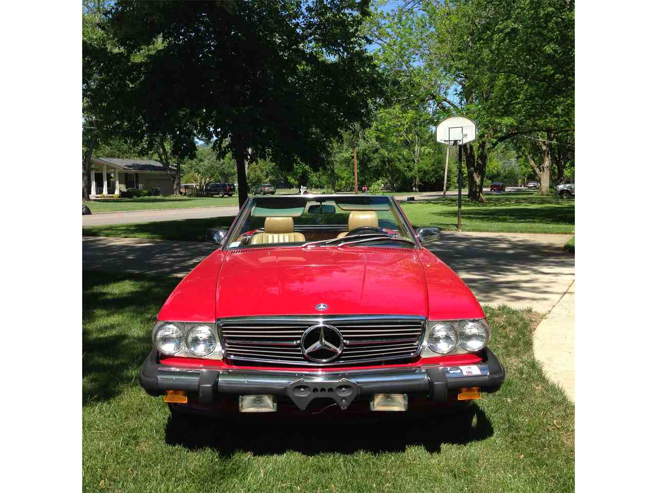 Large Picture of '89 560SL - EV5M