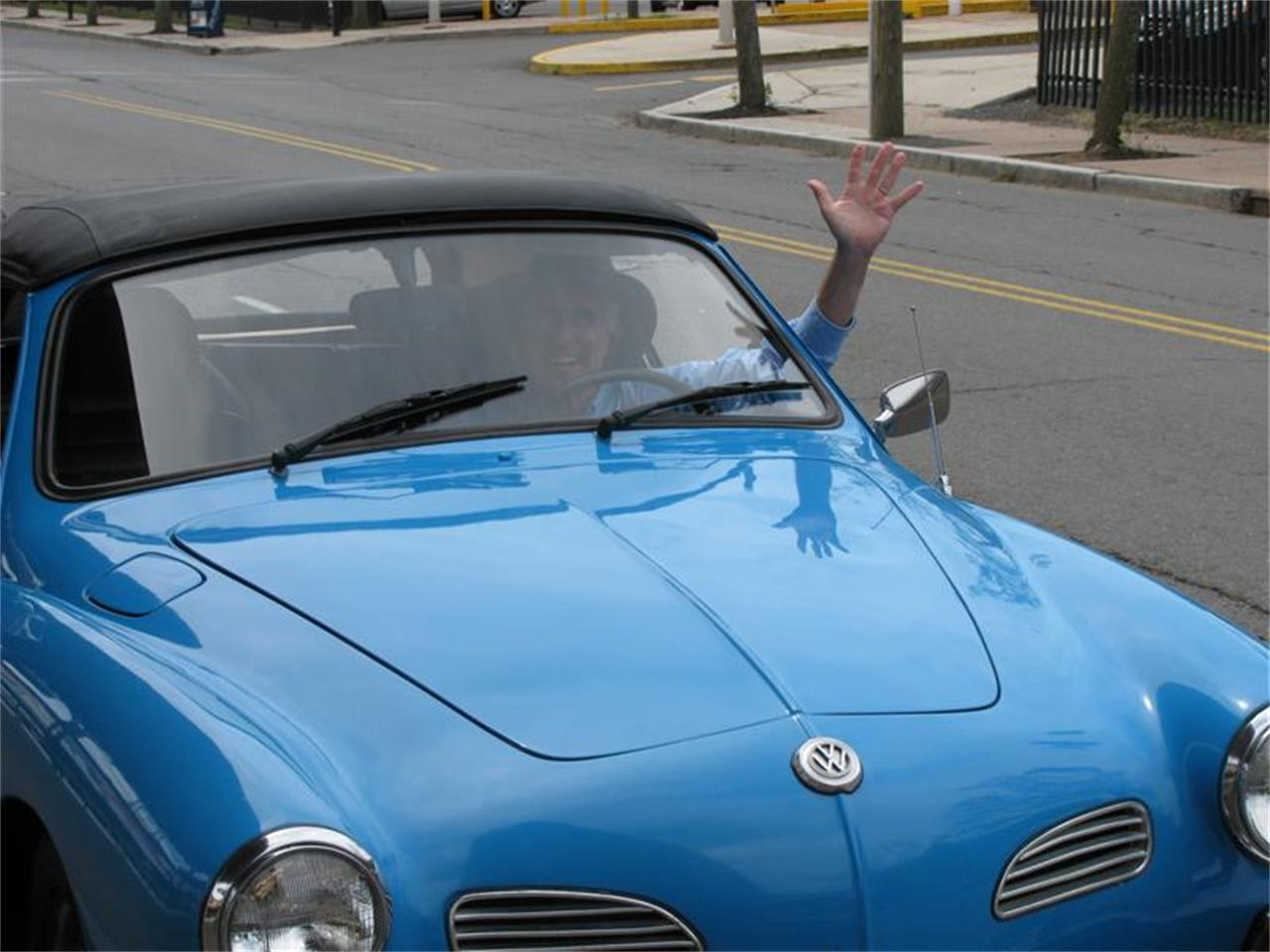 Large Picture of '73 Volkswagen Karmann Ghia located in Naples Florida - $12,500.00 Offered by a Private Seller - EV9I