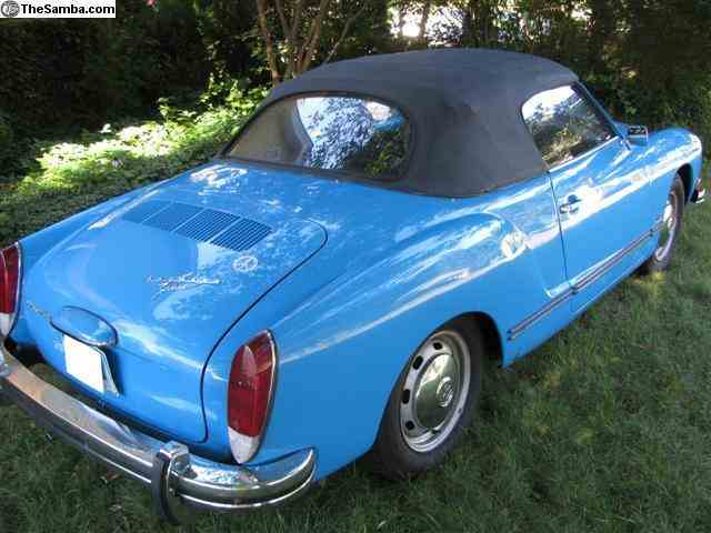Picture of '73 Karmann Ghia - EV9I