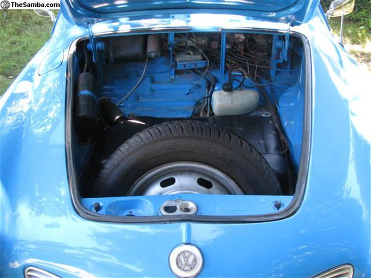 Large Picture of 1973 Karmann Ghia Offered by a Private Seller - EV9I