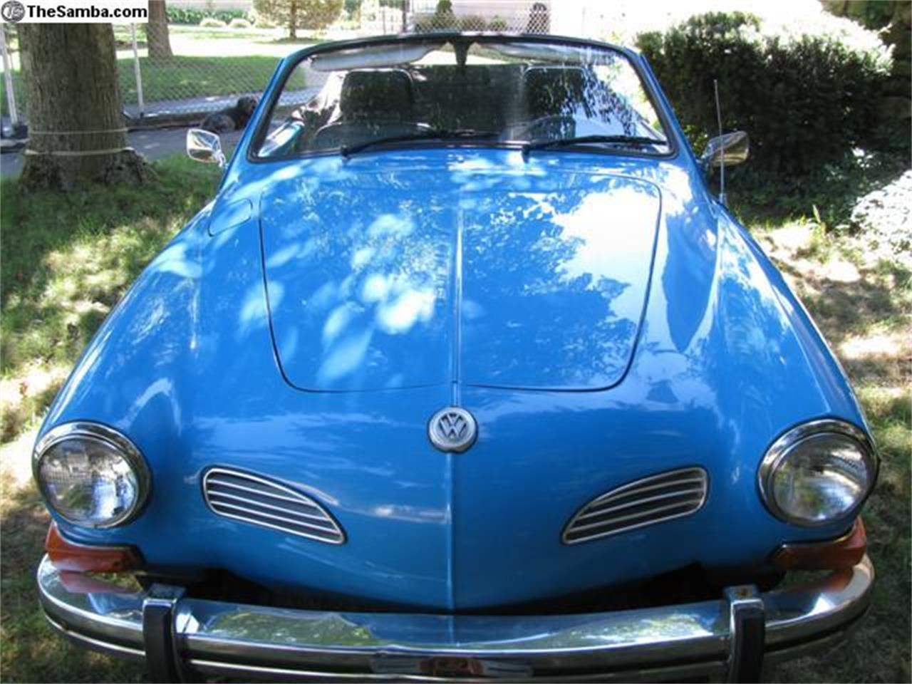 Large Picture of Classic '73 Volkswagen Karmann Ghia - $12,500.00 - EV9I