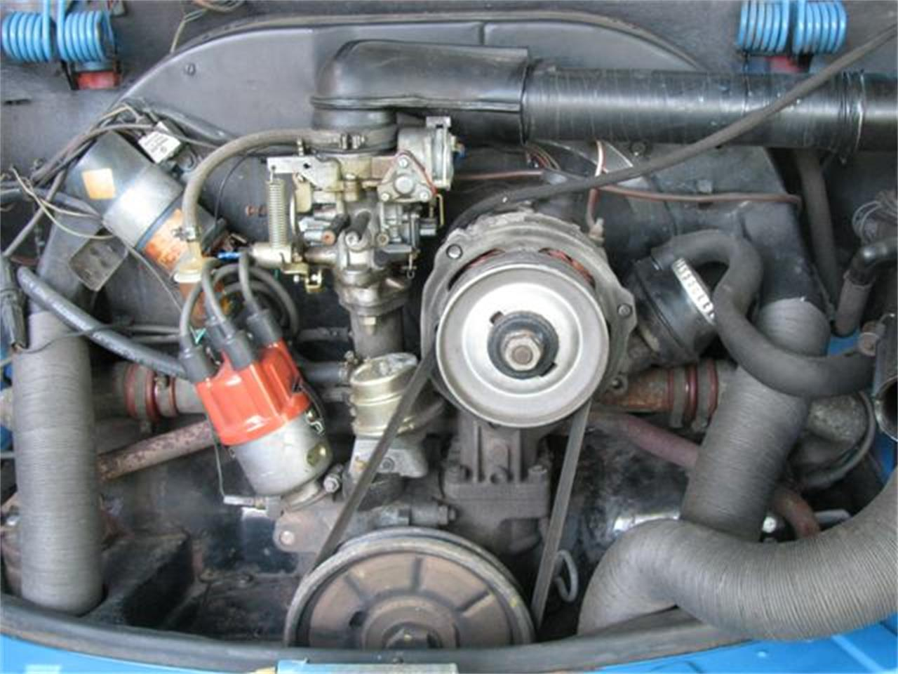 Large Picture of '73 Karmann Ghia located in Florida Offered by a Private Seller - EV9I