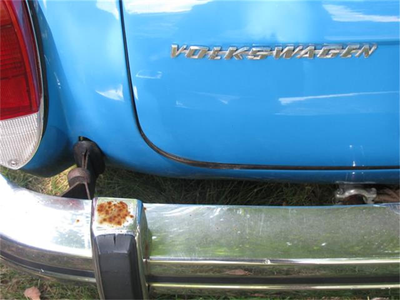 Large Picture of 1973 Volkswagen Karmann Ghia - $12,500.00 Offered by a Private Seller - EV9I