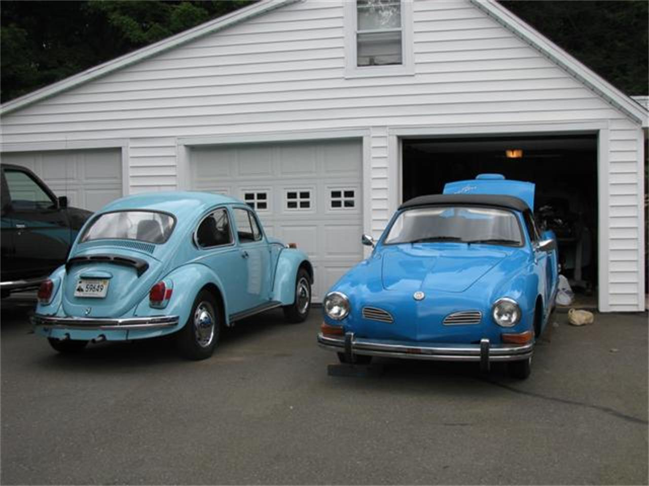 Large Picture of Classic '73 Volkswagen Karmann Ghia - $12,500.00 Offered by a Private Seller - EV9I