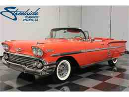 Picture of '58 Chevrolet Impala Offered by Streetside Classics - Atlanta - EVGO