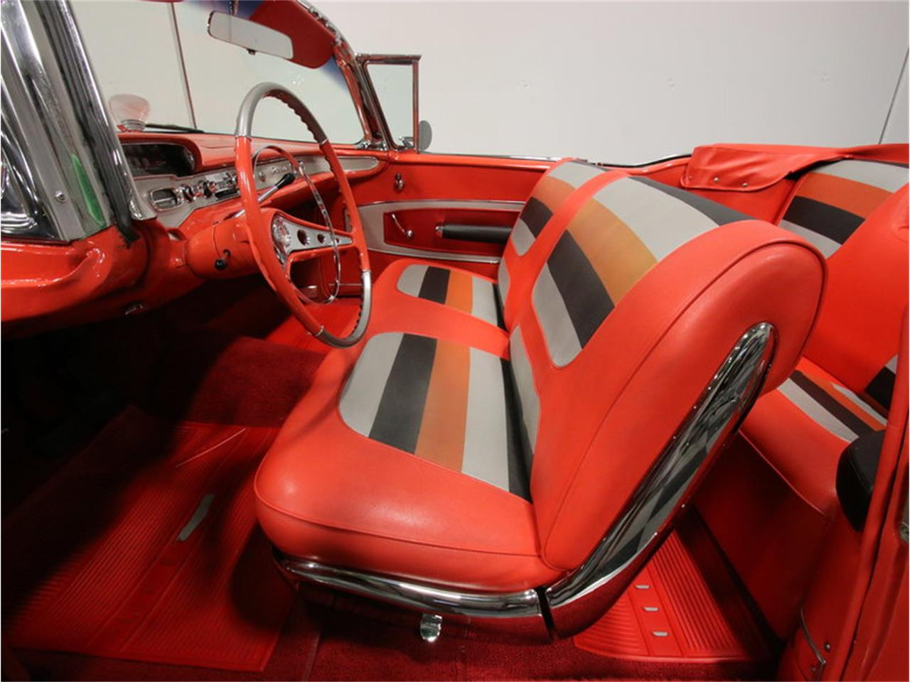 Large Picture of Classic 1958 Chevrolet Impala located in Lithia Springs Georgia Offered by Streetside Classics - Atlanta - EVGO