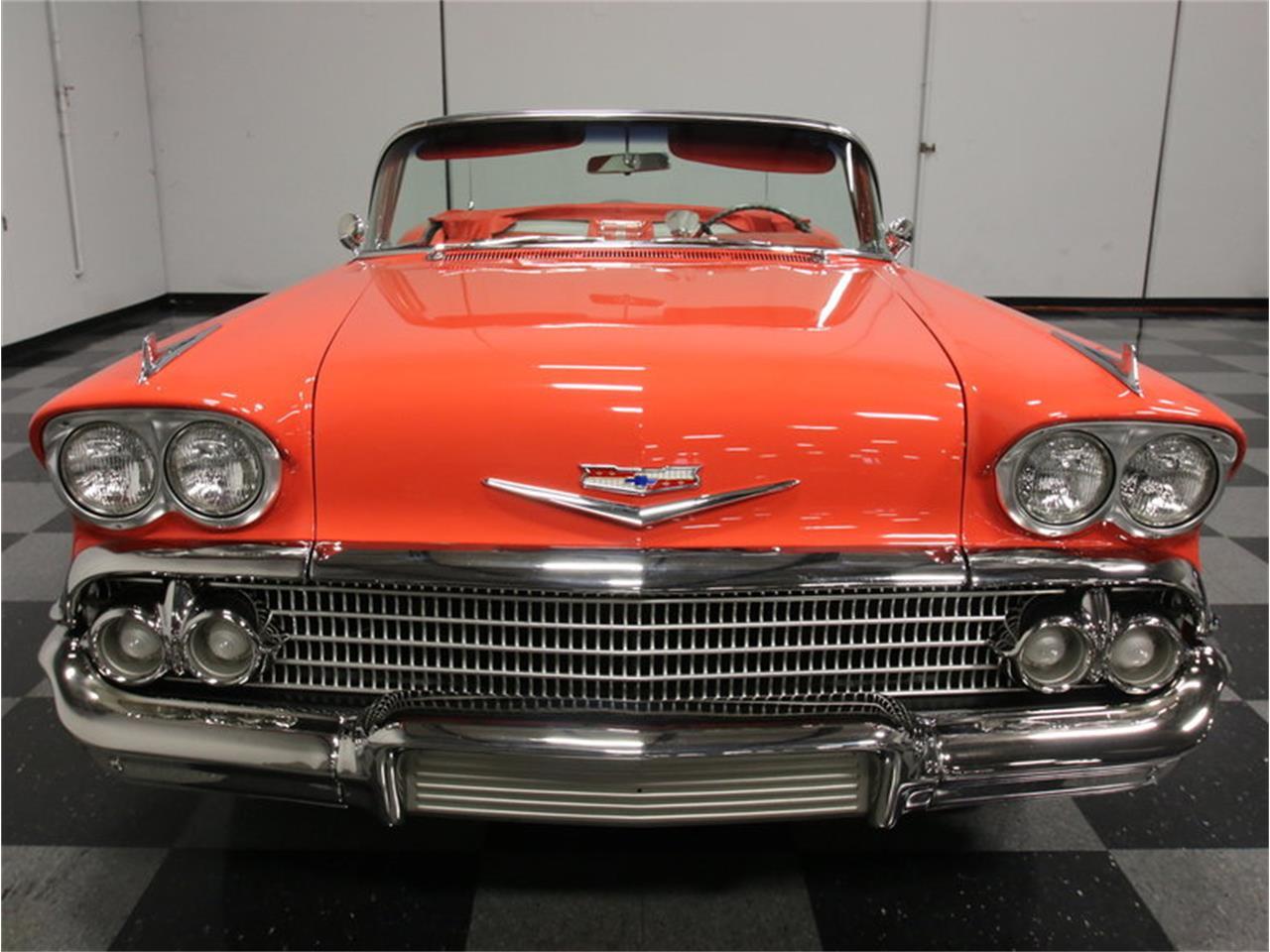 Large Picture of 1958 Impala located in Georgia - EVGO