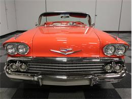 Picture of Classic '58 Chevrolet Impala - $106,995.00 Offered by Streetside Classics - Atlanta - EVGO