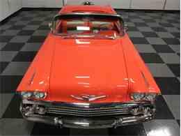 Picture of Classic '58 Impala located in Georgia - $106,995.00 Offered by Streetside Classics - Atlanta - EVGO