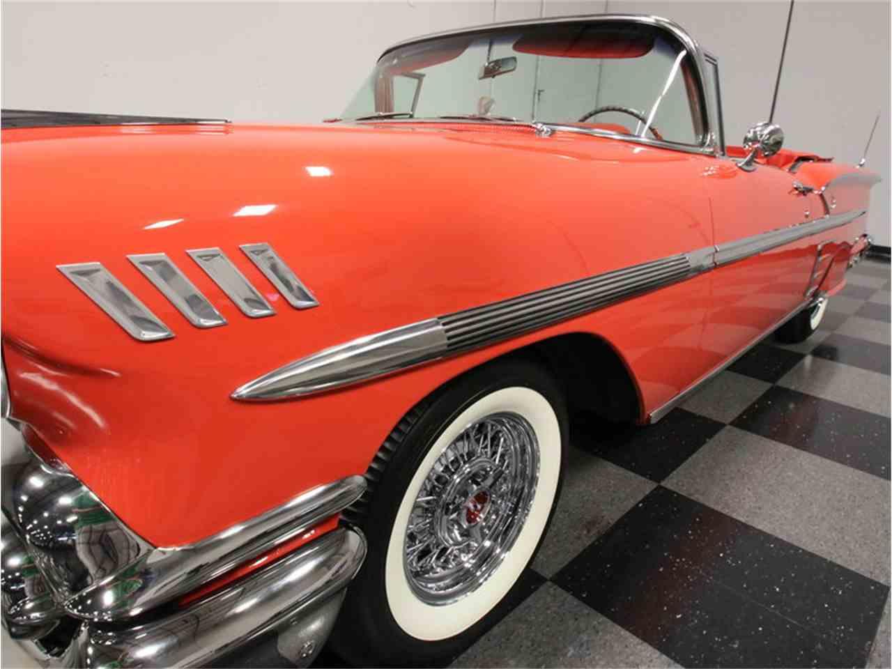 Large Picture of 1958 Impala located in Georgia - $106,995.00 - EVGO